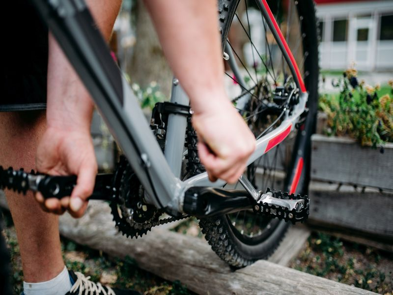 100 km trasa na rowerze co ze sobą wziąć