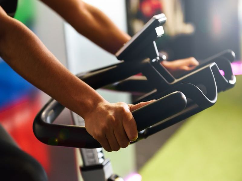 maratony indoor cycling